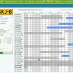 reserveringen, klik voor vergroting